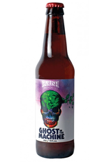 Beer Parish Brewing, Ghost in the Machine, Doubble India Pale Ale, Beer, Broussard Louisiana, USA, 8.5% Alc, Glass Bottle