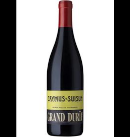 Red Wine Caymus-Suisun, Petit Sirah