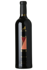 Red Wine 2017, Justin Vineyards & Winery Isosceles, Red Bordeaux Blend, Paso Robles, Central Coast, California, 16% Alc, CT92