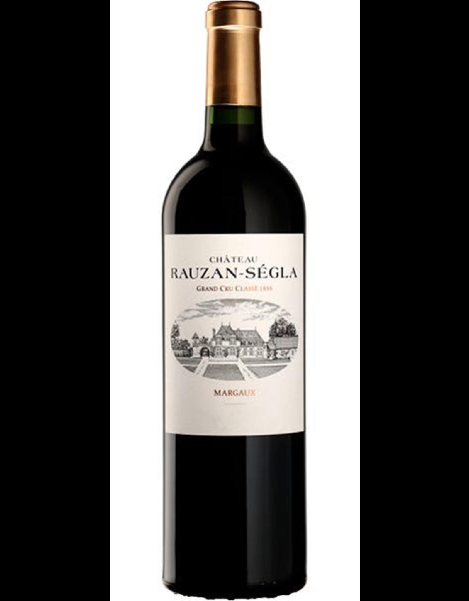 Red Wine 2015, Chateau Rauzan-Segla Crand Cru Classe, Red Bordeaux Blend, Margaux, Bordeaux, France, 14%, CT94.4