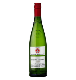 White Wine 2019, Gerard Bertrand, Picpoul De Pinet