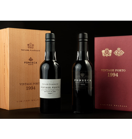 Port Taylor Fladgate & Fonseca - 1994 Dual Winery, Half Bottle Gift Pack 1994 (375ml)