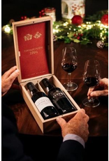 Port Taylor Fladgate & Fonseca - 1994 Dual Winery, 2x Half Bottle Gift Pack 1994 (375ml) Port, Port, Douro Valley, Oporto, Portugal, 20% Alc, CT WS Co #1 1997 Top 100 Wine of the Year RP100 RP100