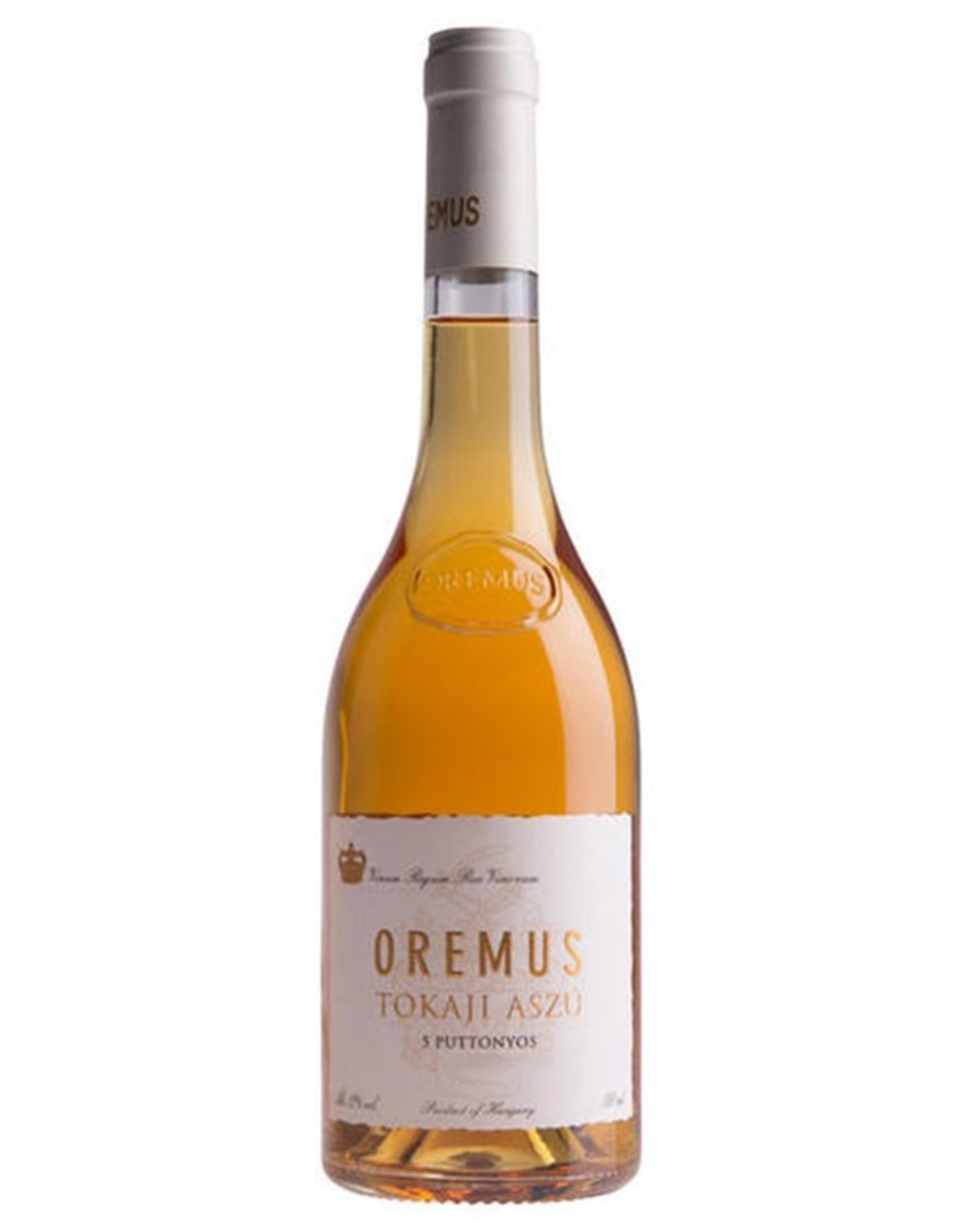 White Wine 2010, 500ml Oremus Tokaji Aszu 5 Puttonyos by Vega Sicilia, Furmint, Mad, Tokaji, Hungary, 11.5% Alc, CTnr