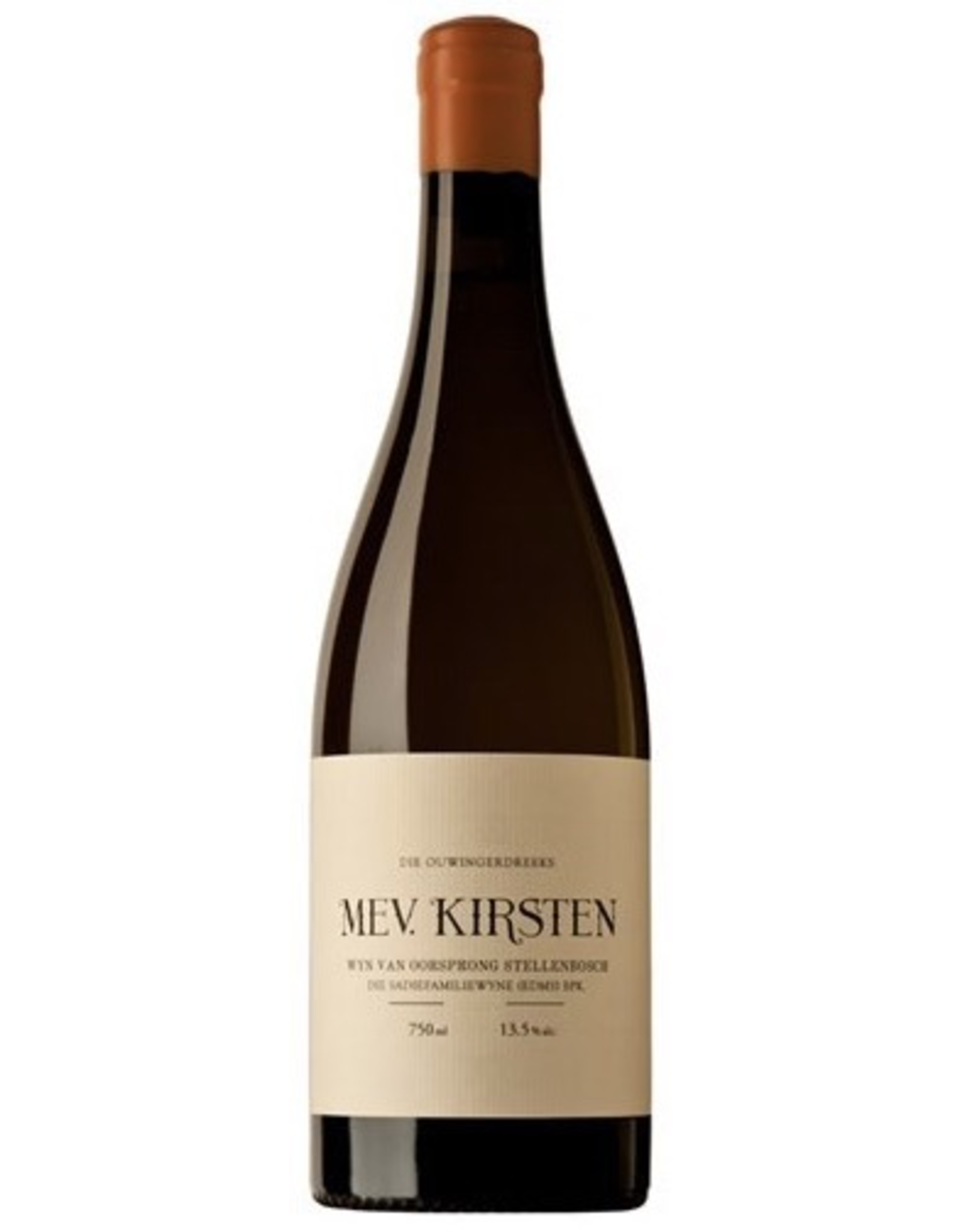 White Wine 2019, Sadie Family Mev. Kristen, Old Vine Chenin Blanc, Swartland, Coastal Region, South Africa, 13% Alc, CTnr