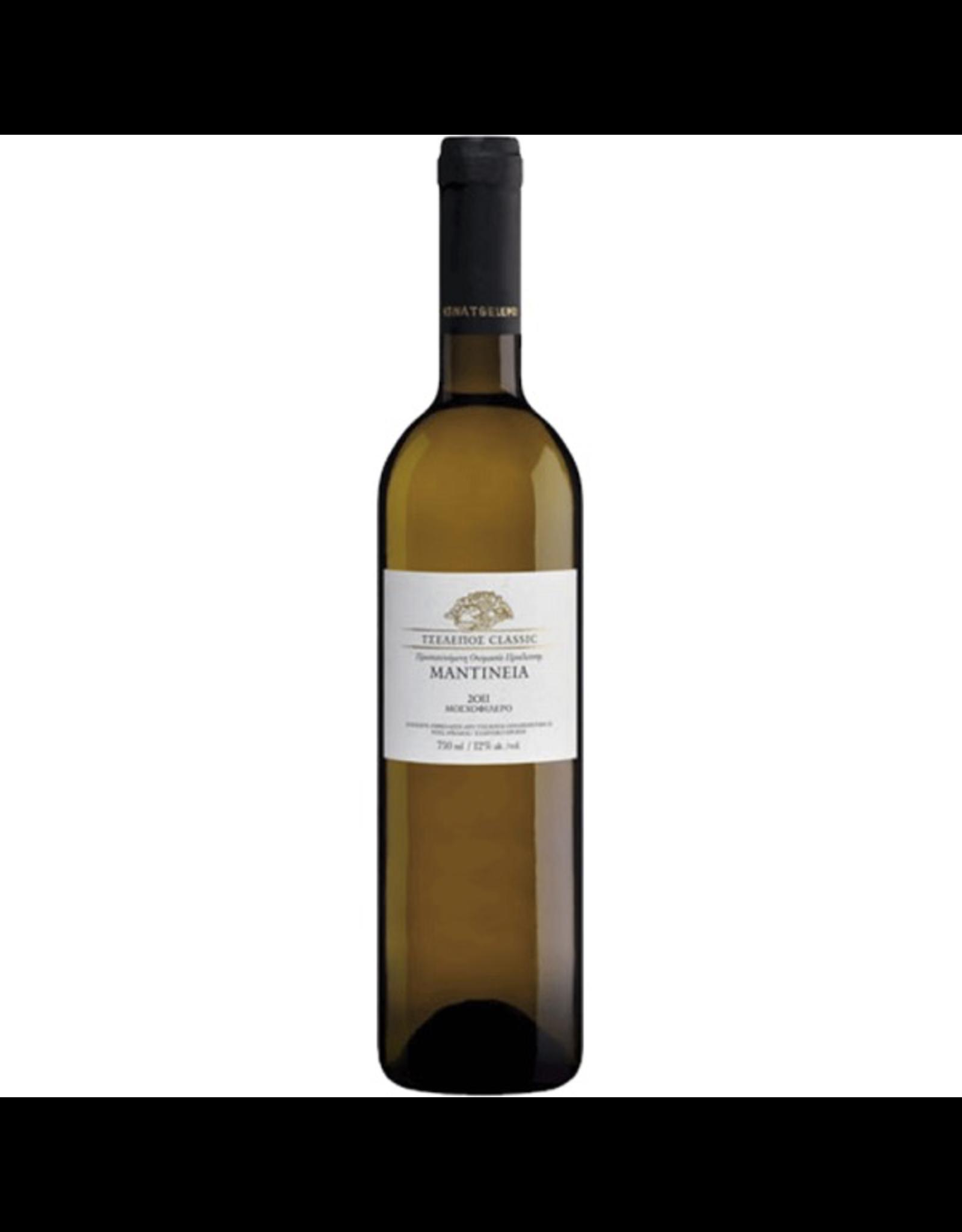 White Wine 2019, Tselepos , Moschofilero, Mesogaia, Peloponnese, Greece, 12.5% Alc, RP90, TW90