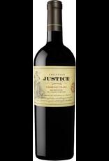 Red Wine 2018, Justice by Alejandro Bulgheroni - Beckstoffer Dr. Crane Vineyard, Cabernet Franc, St. Helena, Napa Valley, California, 14.5% Alc, CTnr