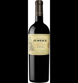 Red Wine 2018, Justice by Alejandro Bulgheroni - Beckstoffer Dr. Crane, Cabernet Franc