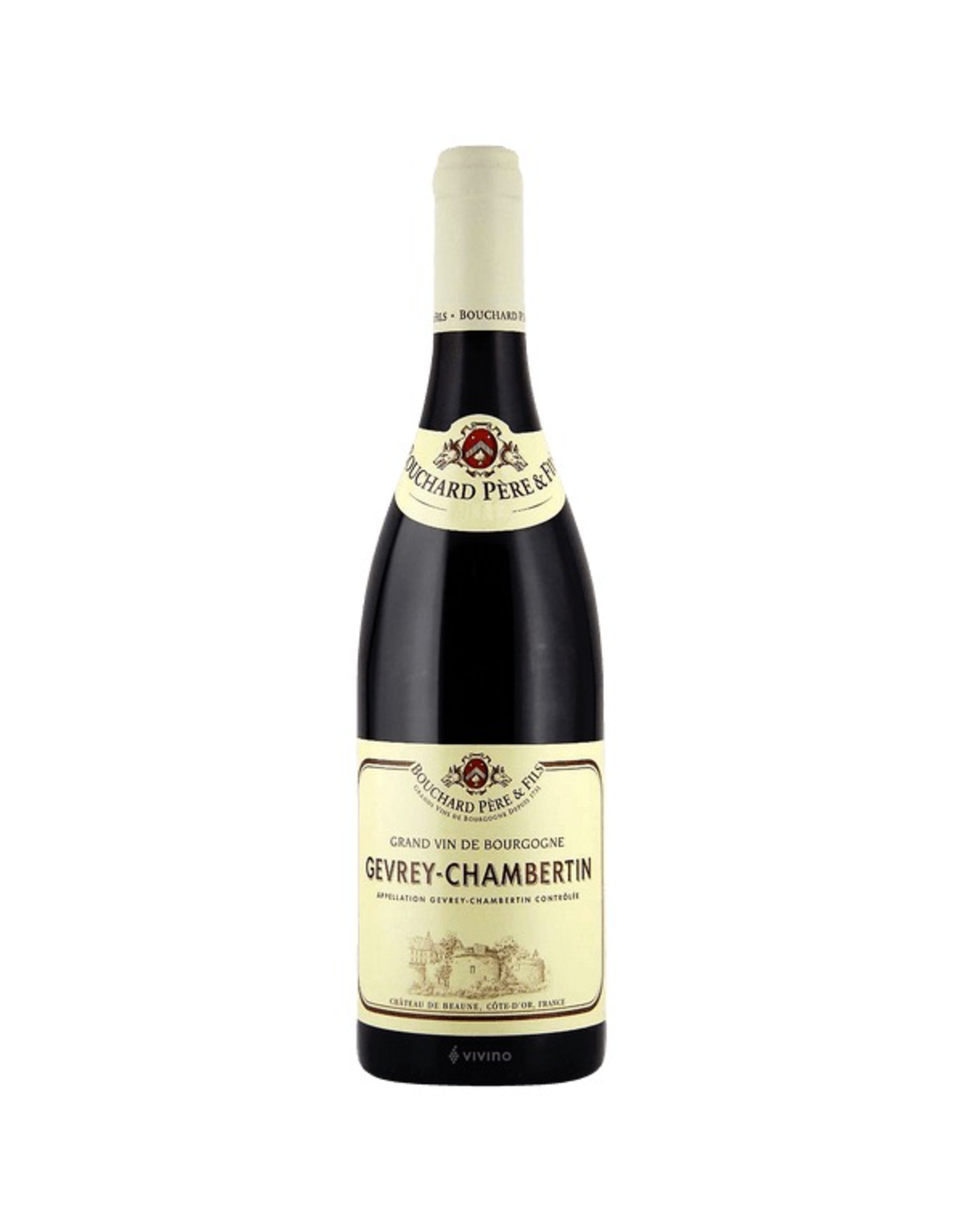 Red Wine 2014, Bouchard Pere & Fils Grand Vin De Bourgogne, Pinot Noir, Gevrey-Chambertin, Burgundy, France, 13% Alc, CT