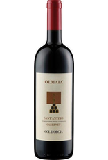 Red Wine 2014, Col D'Orcia Sant'Antimo, Cabernet Sauvignon, Montalcino, Tuscany, Italy, 14.5% Alc, CT