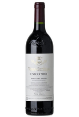Red Wine 2010, Vega Sicilia UNICO, Red Blend, Ribera Del Duero, Castilla y Leon, Spain, 14.5% Alc, V97 CT93.5 RP96 WS95