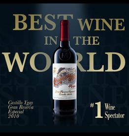 Red Wine 2010, Murrieta Castillo Ygay, Gran Reserva Especial Rioja