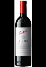 Red Wine 2018, Penfolds Bin 389, Cabernet-Shiraz Blend, Mutli-regional blend,South Australia, Australia,14.5% Alc, CTnr