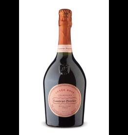 Sparkling Wine NV, Laurent-Perrier Cuvee, Rose