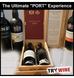 Special EVENTS PORT TASTING with Taylor Fladgate, $99pp+
