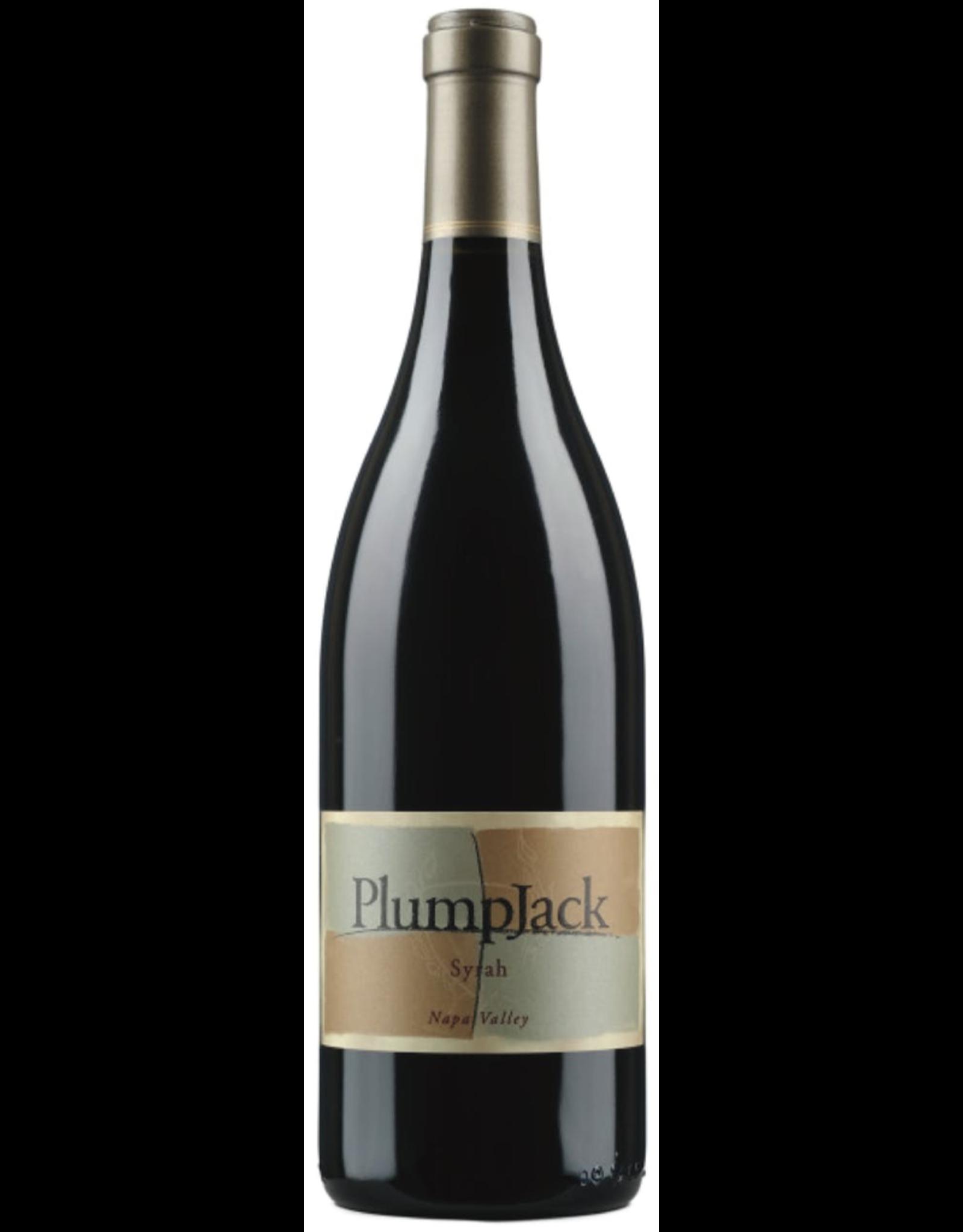 Red Wine 2018, PlumpJack, Syrah, Napa AVA, Napa Valley, California,15.0% Alc, CTnr