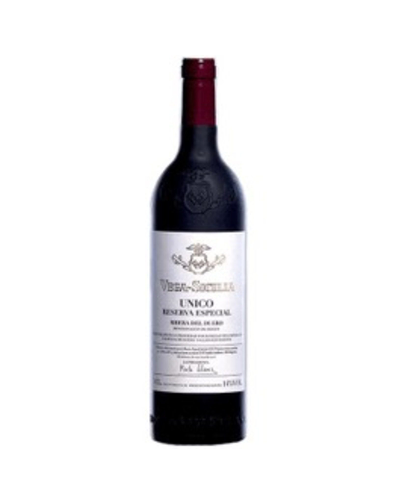 Red Wine 2020, Vega Sicilia UNICO Reserva Especial R20, Red Blend, Ribera Del Duero, Castilla y Leon, Spain, 14.5% Alc, CTnr RP98