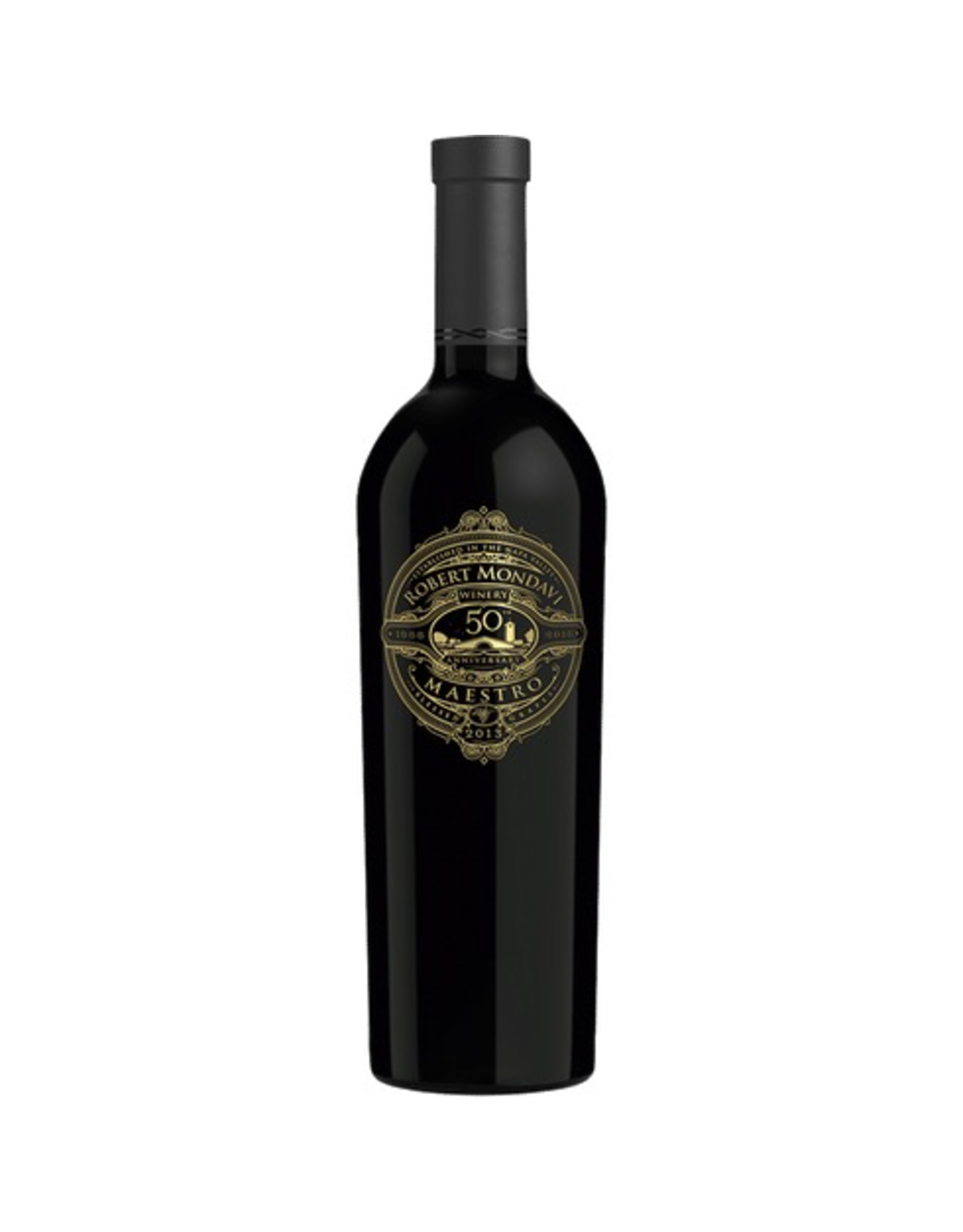 Red Wine 2018, Mondavi Maestro, Red Bordeaux Blend, Napa Valley, North Coast, California, 14.5% Alc, CTnr, TW93