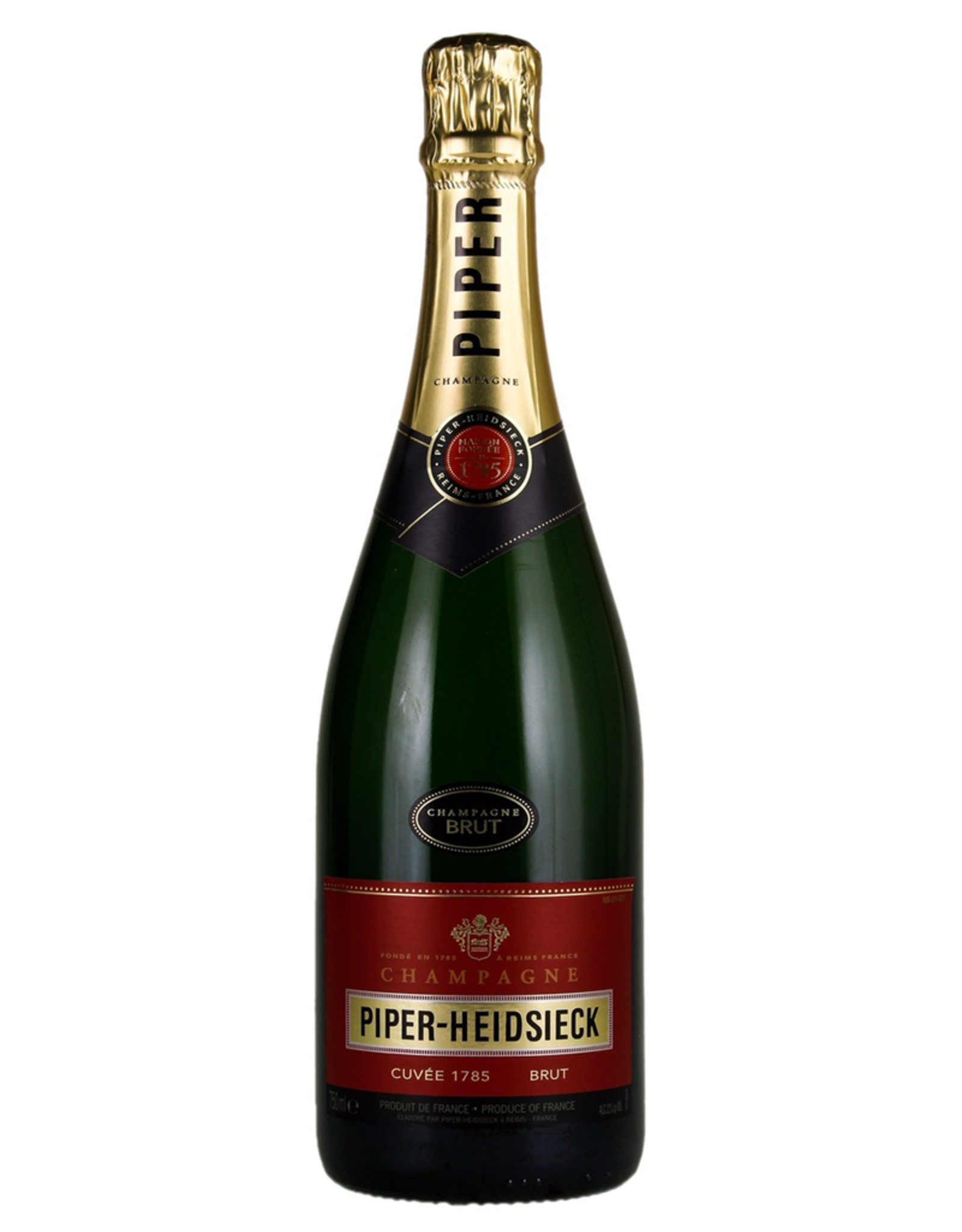 Sparkling Wine NV, Piper Heidsieck Cuvee 1785, Brut Champagne, Reims, Champagne, France, 12% Alc, TW