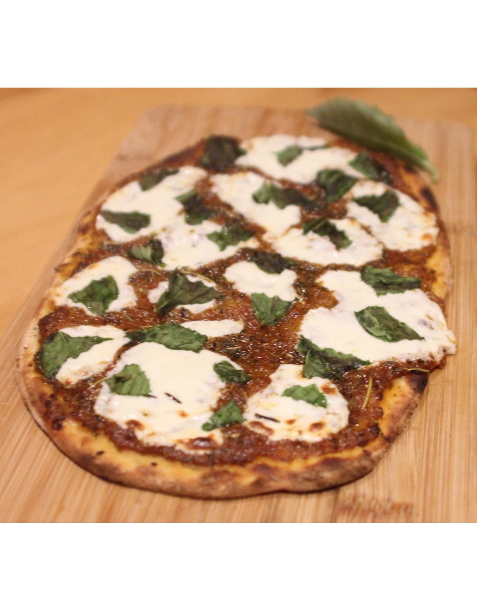Wine Dining™ TO-GO TO-GO Traditional Neapolitan Bufala (Buffalo) Margherita ~ Artisan Neapolitan Style Gourmet Pizza