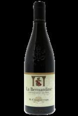 Red Wine 2016, M. Chapoutier La Bernadine Chateauneuf-du-Pape, Red Rhone Blend, Cotes du Rhone, Southern Rhone, France, 15% Alc, CT