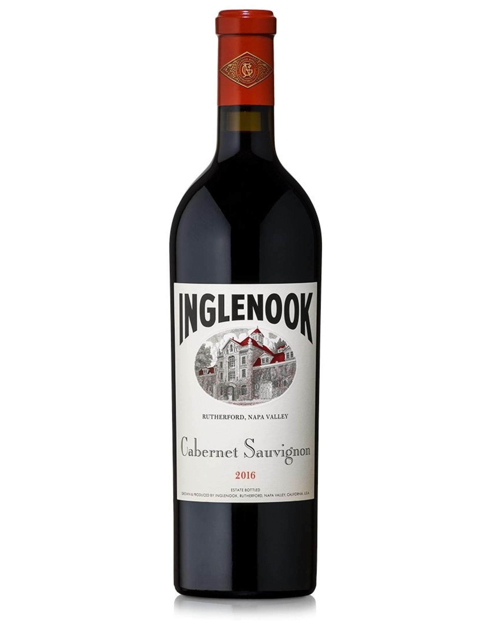 Red Wine 2016, Inglenook, Cabernet Sauvignon, Rutherford, Napa Valley, California, 14.2% Alc, CTnr