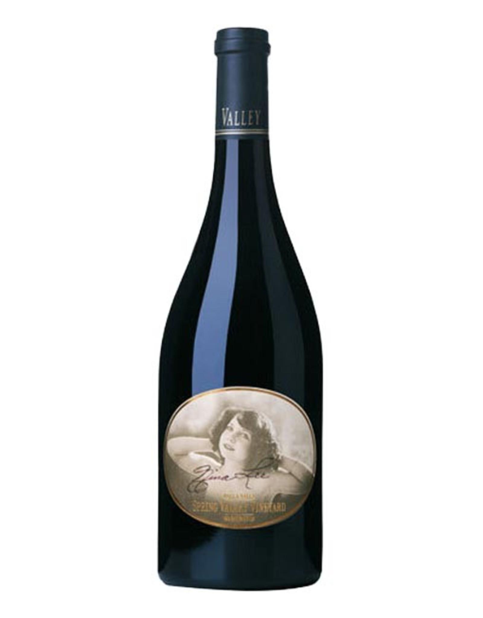 Red Wine 2011, Spring Valley Vineyard, Nina Lee, Syrah, Walla Walla, Columbia Valley, Washington, 14.8% Alc, CT91, TW92