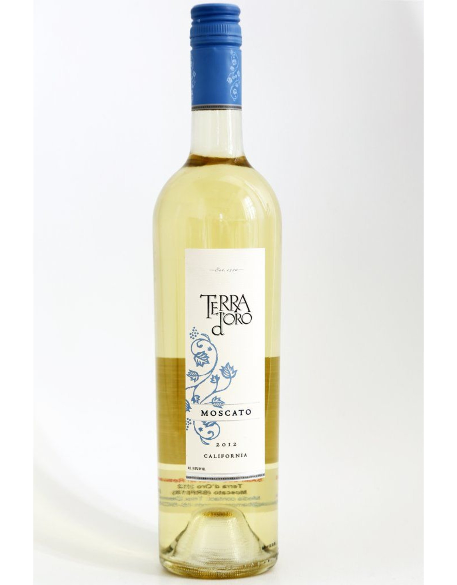 White Wine 2018, Terra d'Oro, Moscato, Amador County, Sierra Foothills, California, 10.0 % Alc