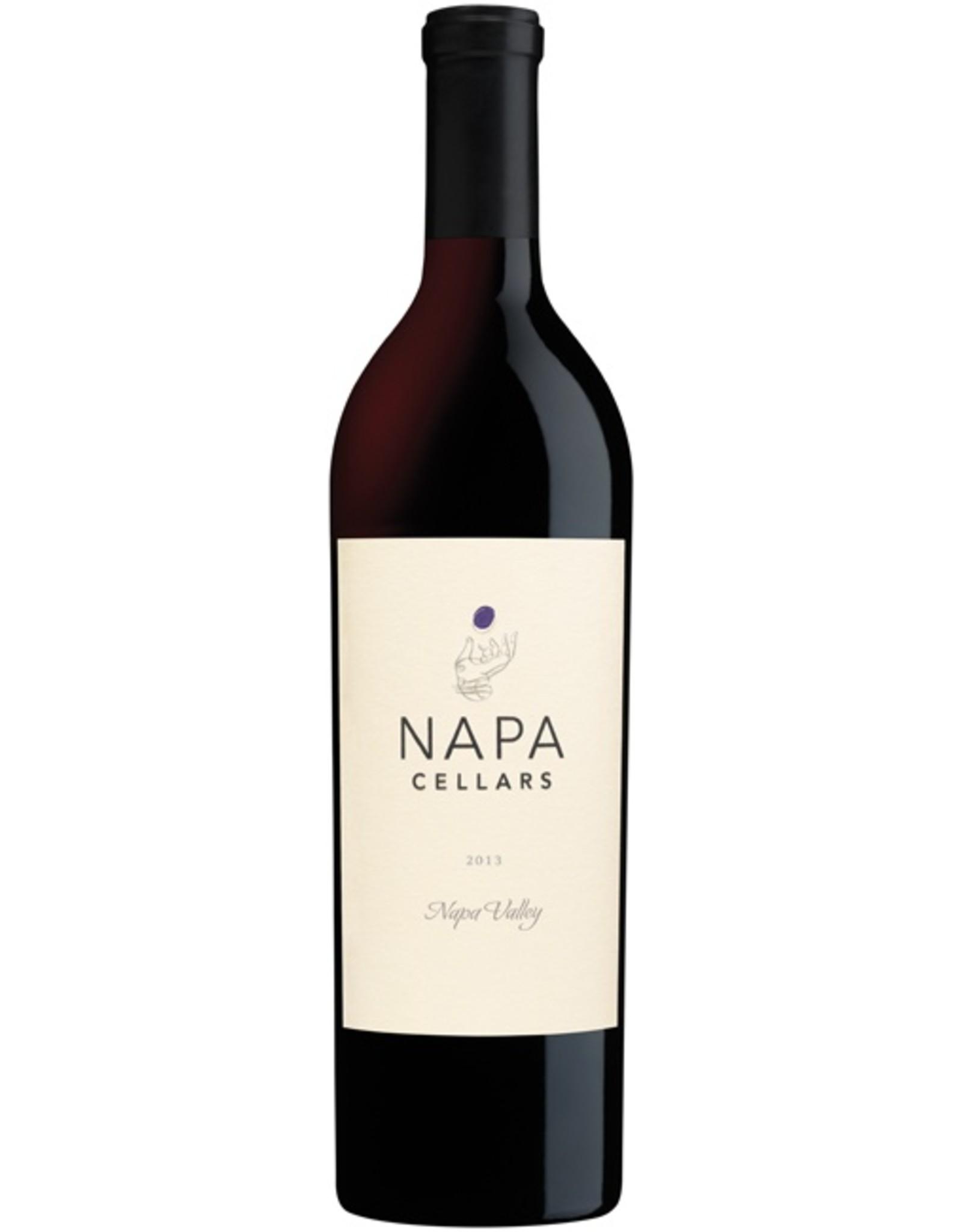 Red Wine 2013, Napa Cellars, Merlot, Oakville, Napa Valley, California, 13.9% Alc, CT89