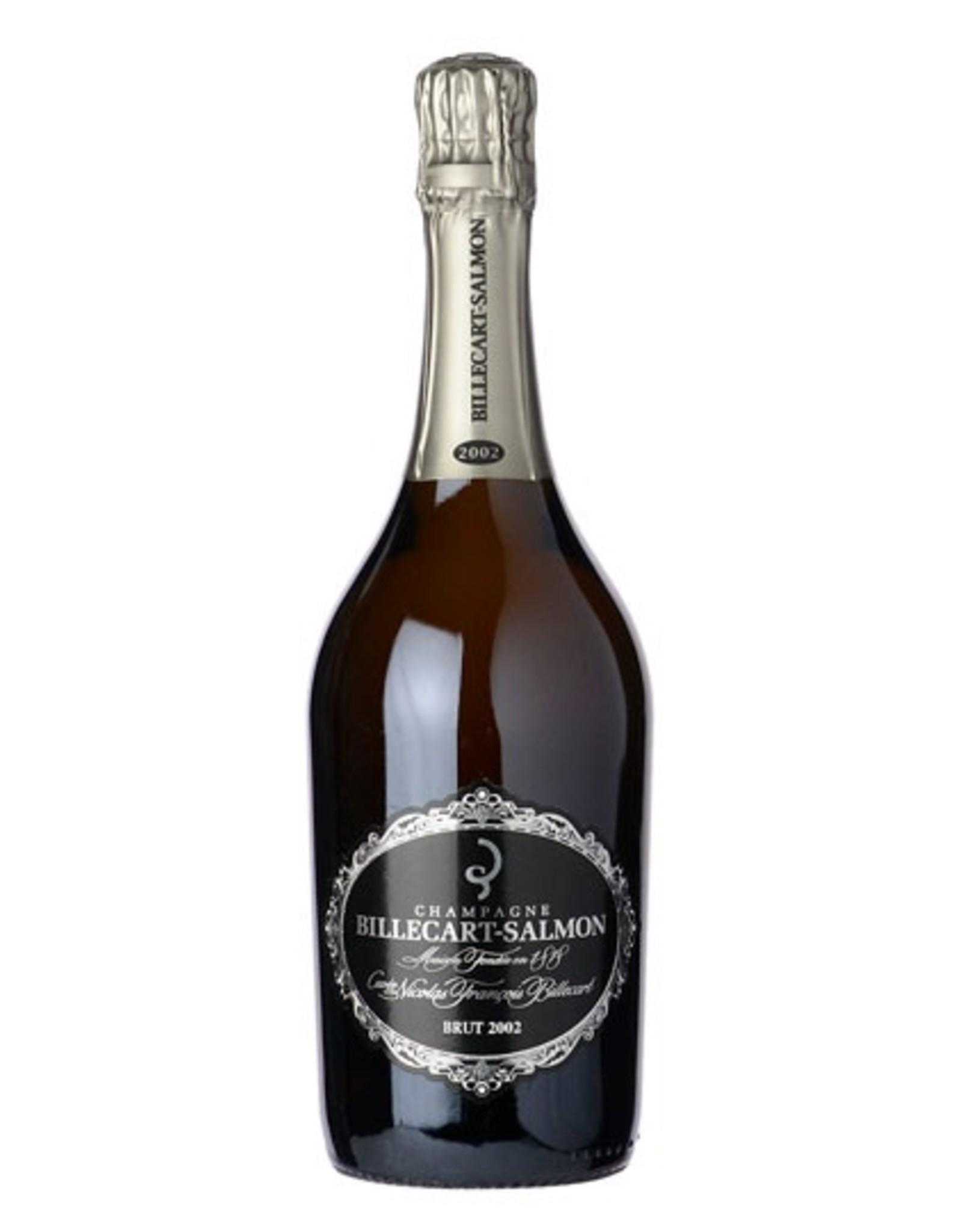 Sparkling Wine 2002, Billecart- NFB Brut Cuvee, Champagne, Mareuil, Champagne, France, 12.5% Alc, CT93, JS98