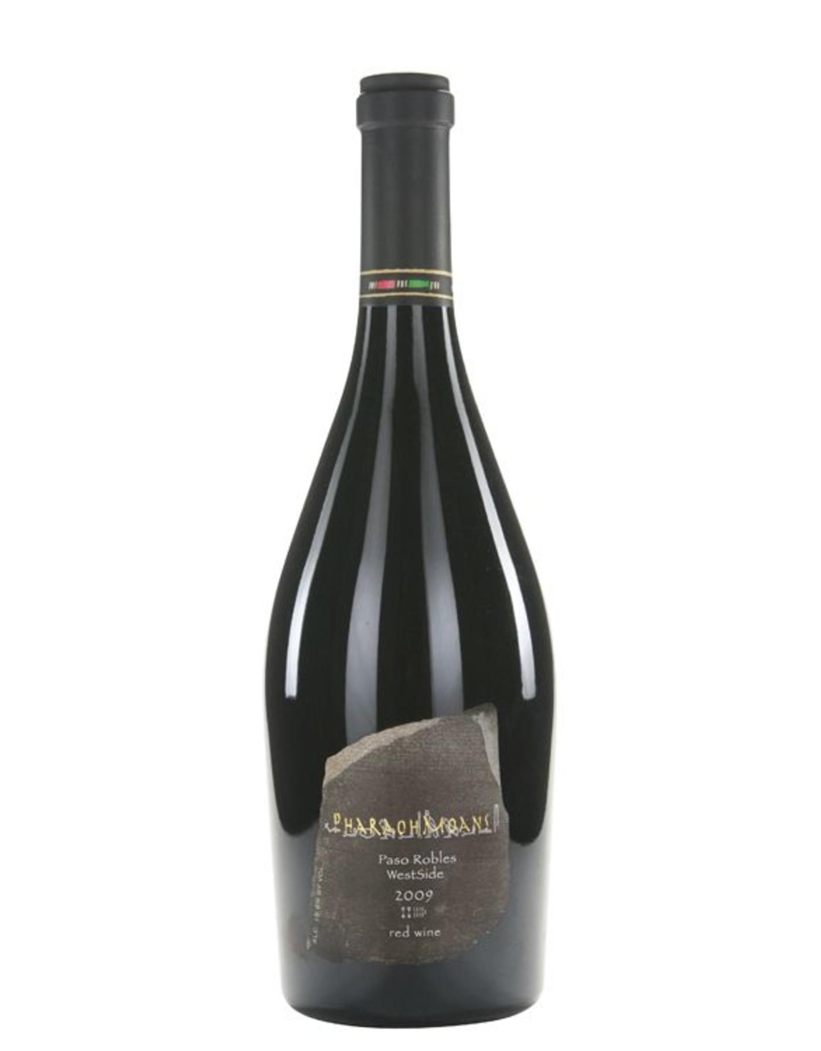 Red Wine 2014, Pharaoh Moans, Syrah, Paso Robles, Central Coast, California, 15.9% Alc, CT94