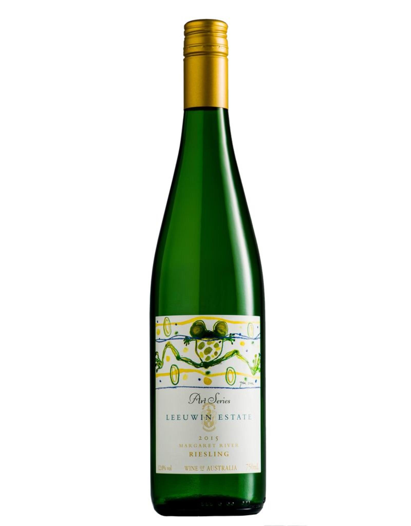 White Wine 2015, Leeuwin Estate Art Series, Riesling, Margret River, Southwest Australia, Australia, 13.5% Alc, CT88
