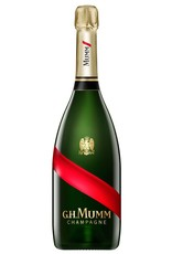 Sparkling Wine NV, G.H. Mumm Cordon Rouge Brut, Champagne, Reims, Champage, France, 12% Alc, CT89 TW90