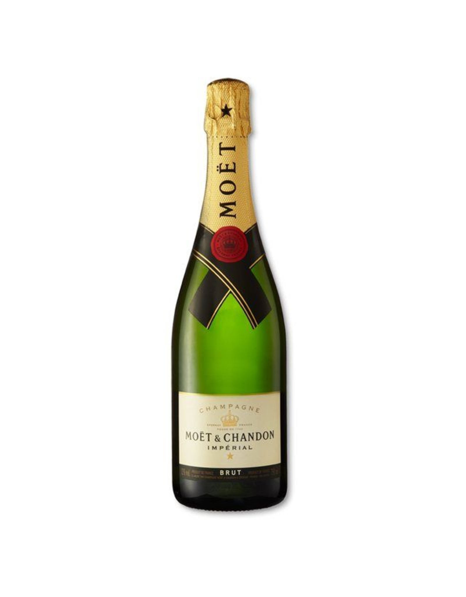Sparkling Wine NV, Moet & Chandon Imperial Brut Reserve, Champagne, Epernay, Champagne, France, 12% Alc, CT97 TW91