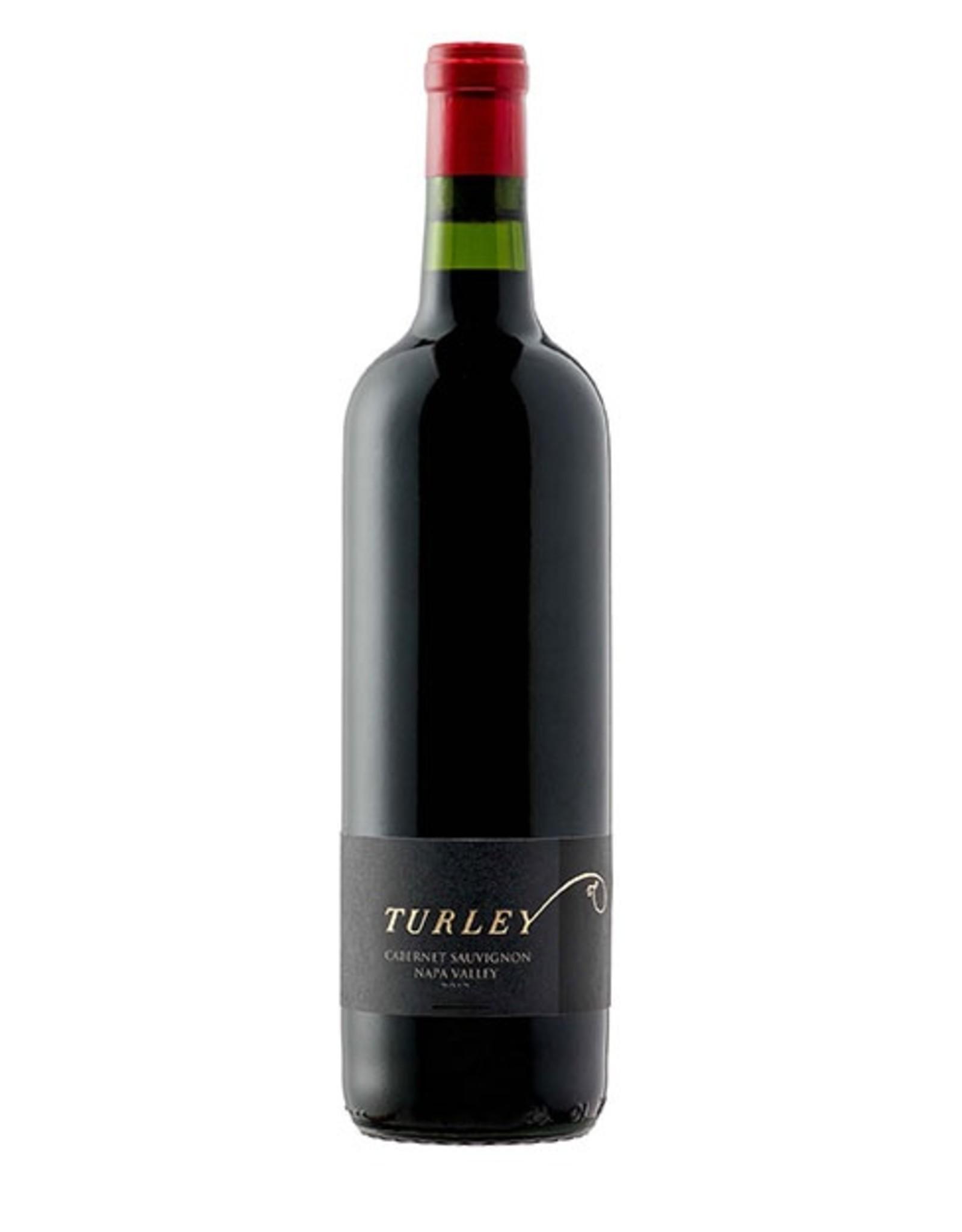 Red Wine 2014, Turley Estate, Cabernet Sauvignon, Napa Valley, North Coast, California, 15% Alc, CT91