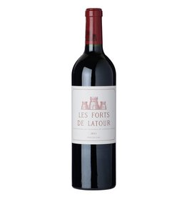 Red Wine 2011, Les Forts, Chateau Latour