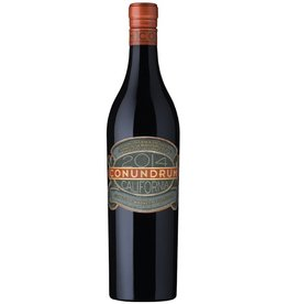 Red Wine 2014 Conundrum, Red Blend