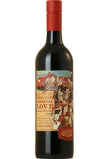 Red Wine 2016, Molly Dooker Carnival of Love, Shiraz, McLaren Vale, Fleurieu, Australia, 16.5% Alc, CT93