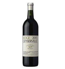 Red Wine 2015, Ridge, Geyserville, 750ml