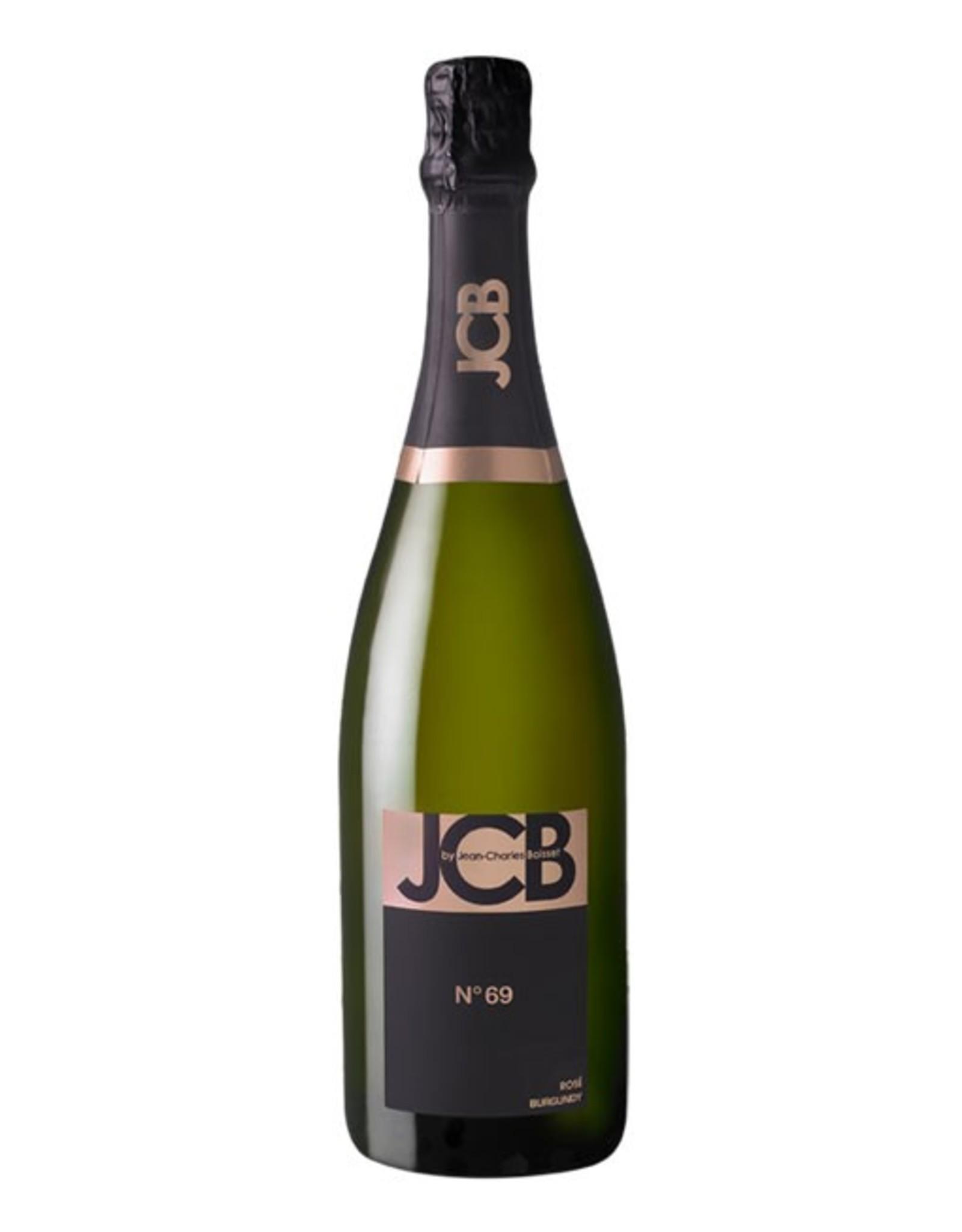 Sparkling Wine NV, JCB No. 69 Brut Rose, Sparkling, Cremant de Bourgogne, Burgundy, France, 12% Alc, CT91, TW92