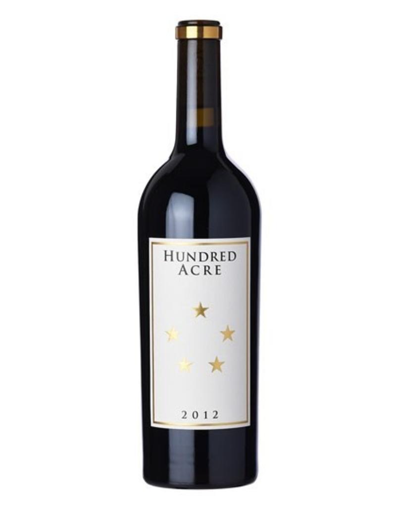 Red Wine 2012, Hundred Acre, Cabernet Sauvignon, Ark Vineyard, St. Helena, California, 15.5% Alc, CT96, RP100