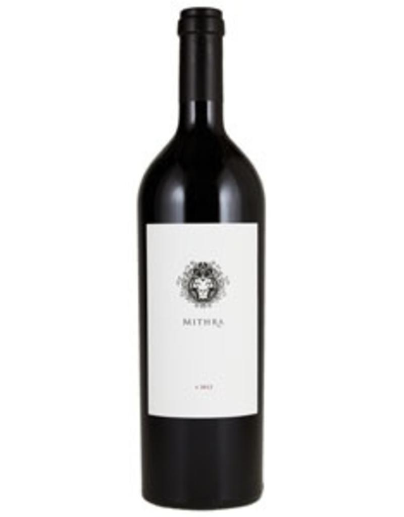 Red Wine 2012, Mithra, Cabernet Sauvignon, Mt. Veeder, Napa Valley, California,14.2% Alc, CT95, WE94