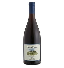 Red Wine 2014 Beaux Feres, Pinot Noir