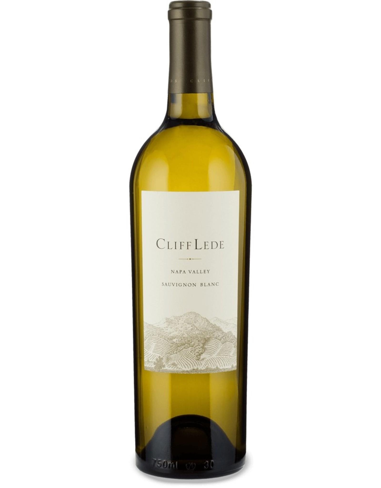 White Wine 2016, Cliff Lede, Sauvignon Blanc, Stags Leap District, Napa Valley, California, 14.4% Alc,