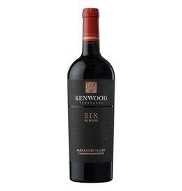 White Wine 2014, Kenwood Six Ridges, Cabernet Sauvignon