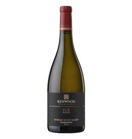 White Wine 2018, Kenwood Six Ridges, Chardonnay