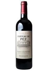 Red Wine 2015, Chateau De Pez, Red Bordeaux Blend, Saint-Estephe, Bordeaux, France, 13.5% Alc, CT