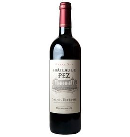 Red Wine 2015, Chateau De Pez, Bordeaux