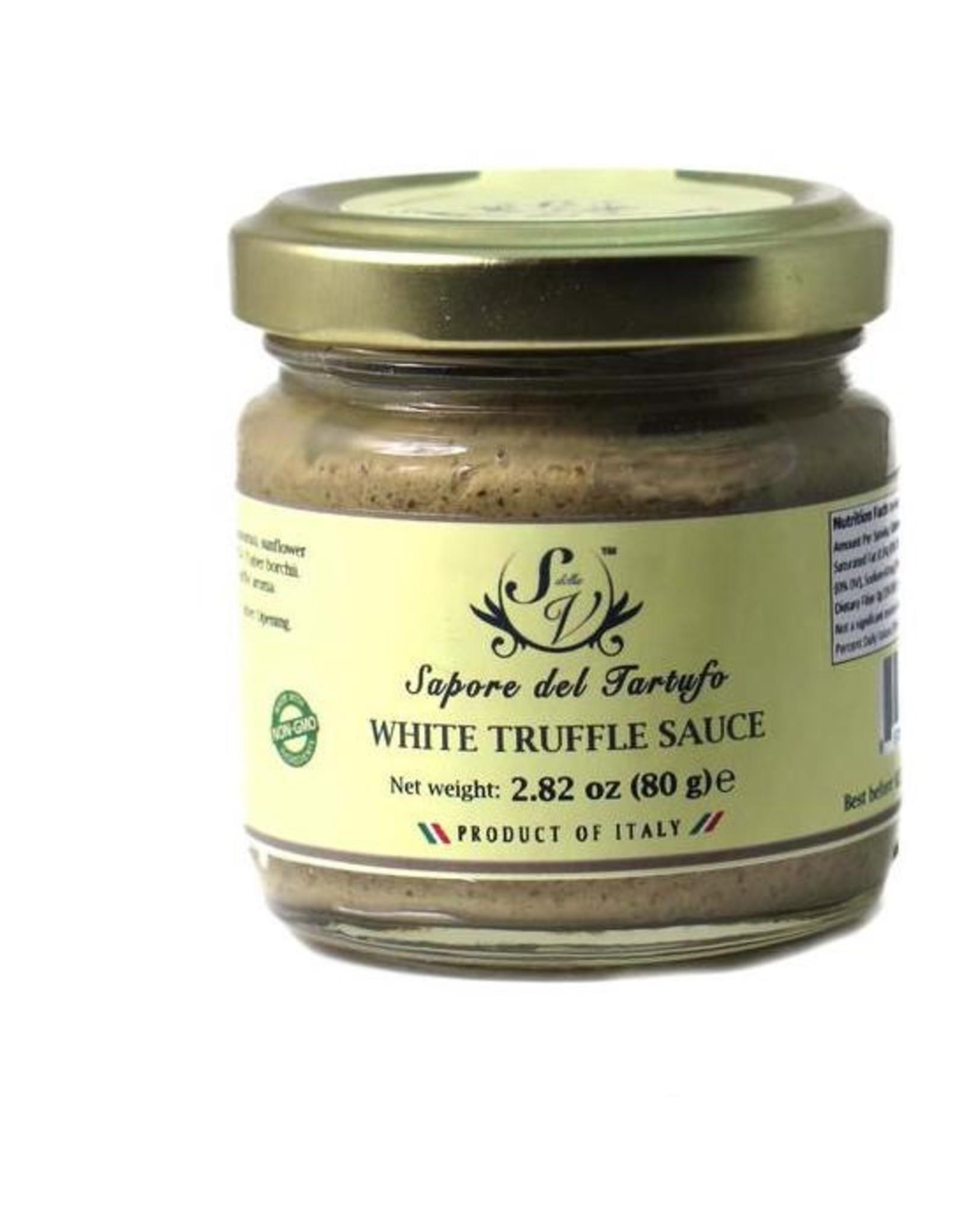 Specialty Foods Sapore del Tarfufo, White Truffle Sauce, Italy, 80g
