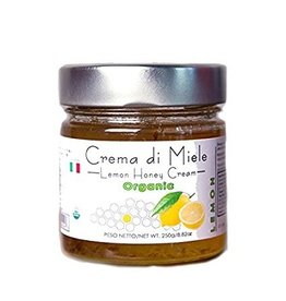 Specialty Foods Crema di Miele, Lemon Honey Spread